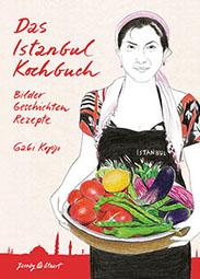 Cover Das Istanbul Kochbuch