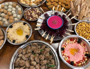 Meze-fingerfoodMeze-fingerfood